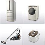再生材利用家電商品の写真