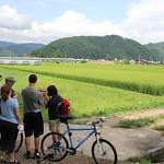 飛騨里山サイクリングの写真