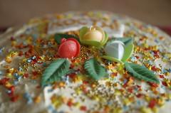 Cake (Sergey SKS) Tags: rose cake meal