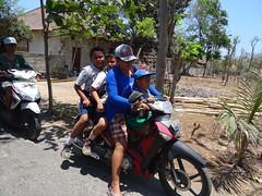 Journée en scooter sur l'île