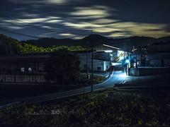 PhoTones Works #7299 (TAKUMA KIMURA) Tags: street mountain night landscape scenery factory natural pentax scene     kimura    takuma    645d photones