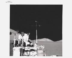 a17_v_bw_o_n (AS17-135-20543) (apollo_4ever) Tags: eugeneacernan humanspaceflight apolloxvii nasa rocketman spaceexplorationequipment thelastmanonthemoon menonthemoon mannedspaceflight moonexploration apollospaceprogram manonthemoon moonmissions lunarrovervehicle highgainantenna apollomoonbuggy lunarsurface apolloprogram lunarlandscape glossyphoto lunarexploration lastmanonthemoon portablelifesupportsystem plss lunarroving moonbuggie moonlanding boeinglunarrover moonrover moonbuggy eva extravehicularactivity lunarrover lrv tauruslittrow eugenecernan lunarrovingvehicle apollo17