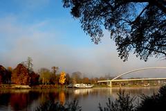 IMG_4324 Gil Moers (gil.moers) Tags: maastricht brug maas hoge hoeg oeverwal fietsersbrug brök