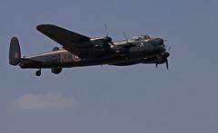 Avro Lancaster (Hawkeye2011) Tags: uk aircraft aviation military airshow planes raf riat royalairforce raffairford 2013