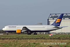 B767-319ER EI-UNC ICELANDAIR 3 (shanairpic) Tags: irish shannon icelandair boeing767 b767 jetairliner eiunc