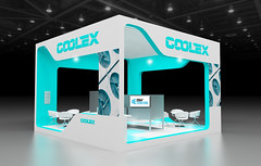 Exhibition Stand Cut-Away