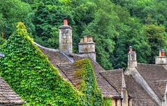 CASTLE COMBE (toyaguerrero) Tags: uk inglaterra england english architecture rural britain cottage quintessential costwolds englishness