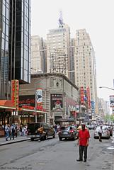 W 45th Street, New York City (Rick & Bart) Tags: city nyc urban usa newyork canon manhattan candid strangers streetphotography juniors everydaypeople midtownmanhattan w45thst rickbart rickvink eos70d
