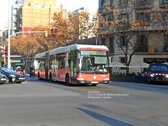 TMB #6212 in Carrer de Mallorca (AlebusITALIA) Tags: autobus bus tram trasporti trasportipubblici tpl mobilit publictransport transportation barcellona barcelona tmb citaro mercedes articulatedbus bendybus autosnodato busarticolato metano cng ecobus gelenkbus busarticulado busarticul cngbus gncbus busdegaz autobuses vehicle gasnaturalfenosa
