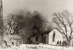 Fire Burning, Country House