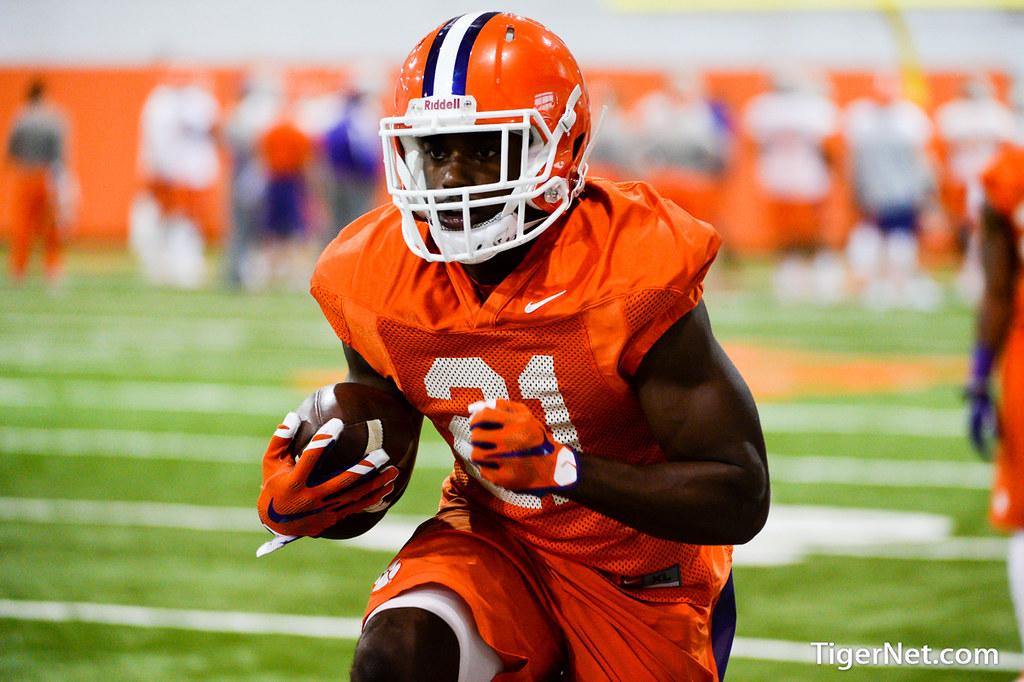 Clemson Photos: cjdavidson, 2015, Football, practice