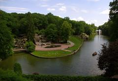 "Ukraine/Uman, National dendrological park ""SOFIYIVKA"" (videodigit16) Tags: park ukraine image sky water nature dendrology uman garden landscape trees statuary fountain pentax lake"