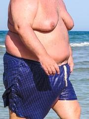 Marco Betti 2013 - BODY #79 W (marco.betti) Tags: project people humanfigure beach summer italy riccione body bodies marcobetti