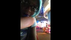 Lady Orisha: FROM MOM Playing Pump It Up Prime-Destination S7 (LadyOrisha) Tags: piu pumpitupprime ladyorisha frommom miku dance gaming fun musicgame