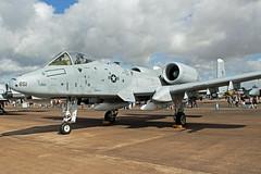 United States Air Force A-10 Thuderbolt II 78-0651 (Sam Pedley) Tags: a10 thunderboltii usaf 780651 fairchild fairchilda10c unitedstatesairforce royalinternationalairforce ffd raffairford airshow warthog 354fs 354thfightersquadron bulldogs