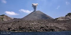 Barren Island (Colin Pacitti) Tags: volcano activevolcano volcanicisland barrenisland andamanislands island outdoor andamansea sunrays5 coth coth5