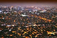 Midnight Aerial Istanbul (NATIONAL SUGRAPHIC) Tags: democrasy newturkei turkei nationalsugraphic sugraphic ottomanmosques istanbul ayasofya cityscape cityscapephotography cityscapes historicalplaces seascape sunset sunsets sunsetphotography historicpeninsula sapphire safir night gece nightscape nightphotography panorama ayhanakar trkiye trkei yenitrkiye tarihiyarmada gecefotorafl