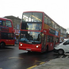 Repainted front: Arriva London South VLA64 (LJ04YWT) - route 2 to West Norwood (Unorm001) Tags: vla64 lj04ywt lj04 ywt arriva london south buses bus routes route 2 double deck decker