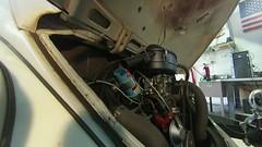 Changing Carb Gasket