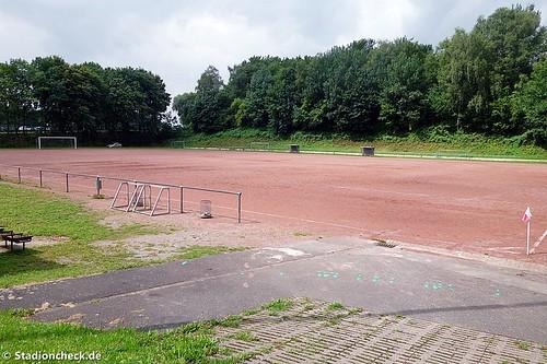 Sportplatz Opphof, Jugoslavija Wuppertal