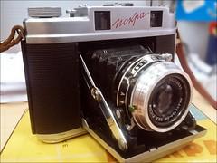 ";/) ""La Chispa Adecuada"" (schyter) Tags:  iskra pm7640 1961 kmz 6x6 industar58 scintilla folding sovietcamera mf mediumformat medioformato lens lente sovietlens analogica analogic lachispaadecuada soffietto pellicola film 120"