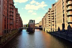 Hamburg,Speicherstadt (Germany) (jens_helmecke) Tags: speicherstadt hamburg building stadt hansestadt city nikon jens helmecke deutschland germany