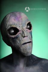 ALIEN (amandachapmanmakeup) Tags: alien alienmakeup makeup aliencostume halloweenalien halloweenmakeup halloween halloweencostume 31daysofhalloween 31daysofhalloweenmakeup sfxmakeup specialeffectsmakeup amandachapmanphotography amandachapman space et makeupartist ufo