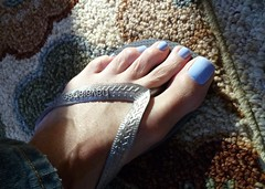 OPI - To Be Contunued (toepaintguy) Tags: male guy men man masculine boy nail nails fingernail fingernails toenail toenails toe foot feet pedi pedicure sandal sandals polish lacquer gloss glossy shine shiny sexy fun daring allure gorgeous blue periwinkle opi continued
