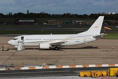 Boeing 737-3L9 G-MISG (Retro Jets) Tags: cello b733 bhx