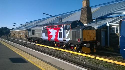 ROG 37800 at Ramsgate Depot