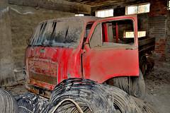 Om lupetto 25 (riccardo nassisi) Tags: auto abbandonata abandoned car wreck rust rusty relitto rottame ruggine ruins epave fiat 128 fornace pavia relitti rottami abbandono