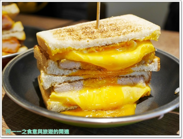 餓店碳烤吐司.捷運三重國小站.美食.早餐.雙倍起司肉蛋image032