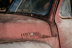 Studebaker.  HTT. (Mr. Pick) Tags: studebaker truck millers grocery christiana tn tennessee rutherfordcounty rust rusty old