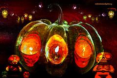 ENJOY HALLOWEEN. (Viktor Manuel 990) Tags: halloween surrealism surrealista night noche digitalart artedigital textures texturas quertaro mxico victor manuel gmez g victormanuelgmezg