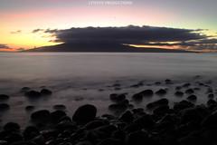 Westside Sunset (Aaron Lynton) Tags: maui hawaii sunset canon 7d westside lahaina lyntonproductions