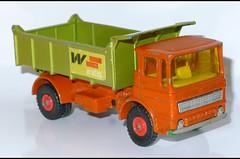 LEYLAND Tipper (2088) MX KS L1120663 (baffalie) Tags: camion truck diecast toys jeux jouet