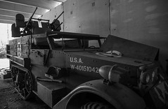 M16 Halftrack (Analog Weapon) Tags: halftrack military driveatankcom ww2 guage wwii m16 m16halftrack