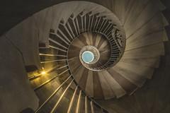 Aufgedreht (gofr366) Tags: kasselwilhelmshhe kassel bergpark bergparkwilhelmshhe treppe wendeltreppe herkules