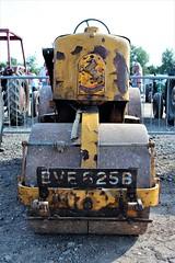 BVE 625B (4) (Nivek.Old.Gold) Tags: 1964 aveling barford roller moss planthire cambridge cheffins