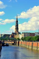 Hamburg (Germany) (jens_helmecke) Tags: wasser water kanal hamburg stadt hansestadt city nikon jens helmecke deutschland germany