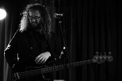 LIVE: Richard Cuthbert @ Brighton Up Bar, Sydney, 12th Nov