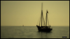 Sueo viajero (Alberto amateur in the art of photography) Tags: mar paisaje barco viajes