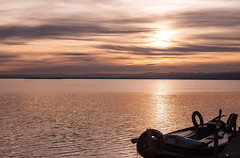 Barca Albufera (Pablo PA) Tags: albufera valencia barca agua wather