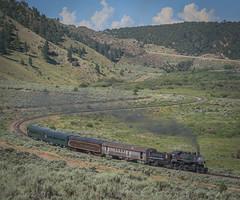 BEK_Photo_070728_1985 (blair.kooistra) Tags: 1744 460 alamosa colorado lavetapass railroads sanluisriogrande southernpacific steamlocomotives fortgarland