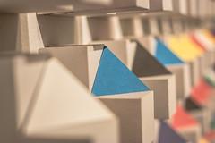 Wonmee Jo - Paper - 8 X 12 (Jovan Jimenez) Tags: wonmee jo paper canon eos 70d ef40mm f28 stm art artwork installing design institute chicago ef 40mm