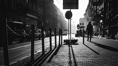 Smoggy (45/52) (andrzejsykut) Tags: cracow krakw krakow smog fog morning street