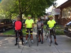 Smokin' Spokes Team Ride called by Possum (ktlee0001) Tags: iphonephoto