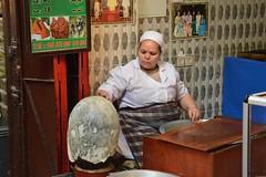 Femme marocaine préparant des crèpes dans la médina de Fès - Moroccan pastry woman preparing pancakes in the medina of Fez (Olivier Simard Photographie) Tags: maroc fès fes afrique maghreb médina fèselbali patrimoinemondialdelunesco pâtissière femmepâtissière crêpes msemmen meloui crêpesfeuilletéesmarocaines crêpesmarocaines pâtisserie pastrywoman tradition scénederue marchécouvert femme djellaba foulard étal artisan travailartisanal petitdéjeuner morocco africa medina feselbali unescoworldheritage pastries confectionerwoman pancakes moroccanflakypancakes moroccanpancakes pastry streetscene coveredmarket wife scarf stall craftwork breakfast médinadefès