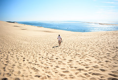 Pyla (_eastcoastboy_) Tags: arcachon beach bordeaux capferret dunedupilat family food france sand street sunset