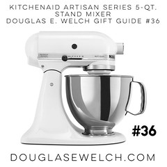 KitchenAid Artisan Series 5-Qt. Stand Mixer | Douglas E. Welch Gift Guide #36 #food #kitchen #gift #cooking #cook #tool #kitchenaid @kitchenaidusa (dewelch) Tags: ifttt instagram kitchenaid artisan series 5qt stand mixer | douglas e welch gift guide 36 food kitchen cooking cook tool kitchenaidusa